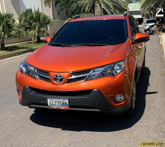 Toyota Rav-4 Xle Importada