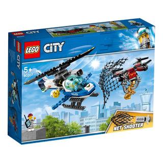 Ct Persecucion Con Drones Lego - 60207
