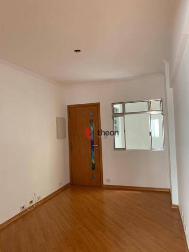 Imagem 1 de 21 de Apartamento Com 2 Dormitórios À Venda, 50 M² Por R$ 310.000,00 - Mooca - São Paulo/sp - Ap0007