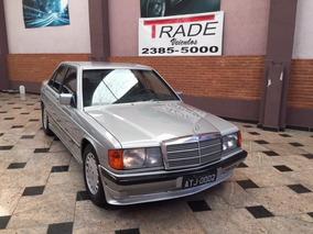Mercedes-benz 190 E 2.3 Sedan 16v Automático 1985/1985