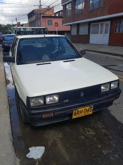 Renault 9 Mod 86 Versión Gts En Buen Estado