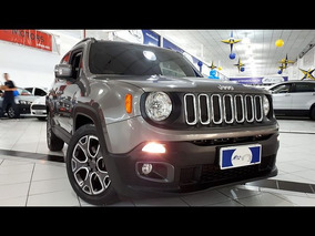 Jeep Renegade 1.8 16v Longitude 2018