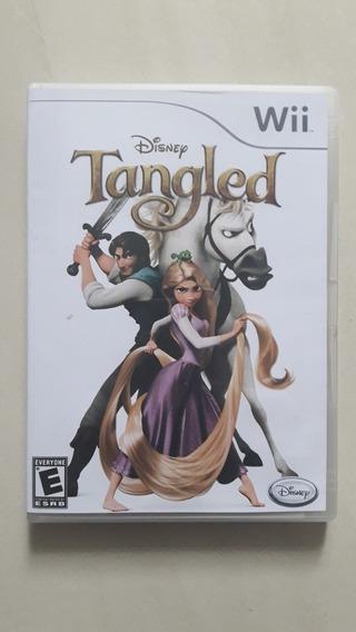 Tangled - Enrrolados Wii