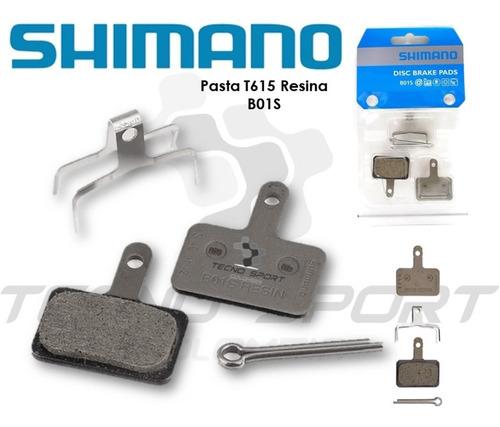 Pastilla Pasta Freno Shimano B01s Mecánico E Hidraulico
