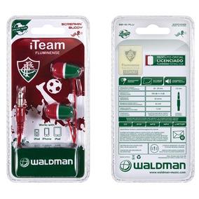 Fone De Ouvido Fluminense Screamin´ Buddy Waldman