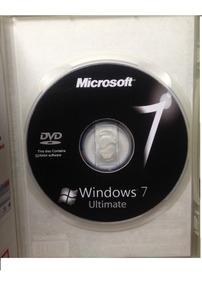 Cd De Formatação Windows 7 C/chave Ativação