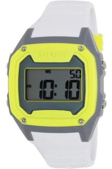 Relógio Freestyle Killer Shark - Branco/amarelo