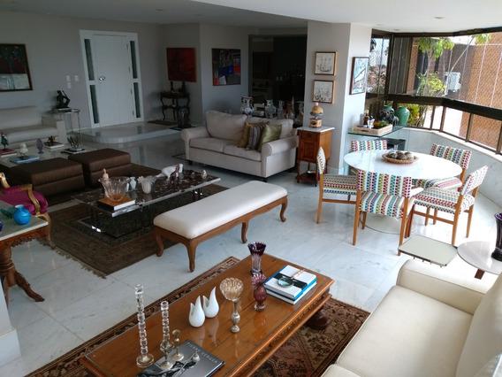 Apartamento 4 Quartos 4 Suítes 4 Garagens Graça Salvador Ba