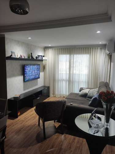 Apartamento Residencial Em Jundiai - Sp, Vila Das Hortensias - Ap02092