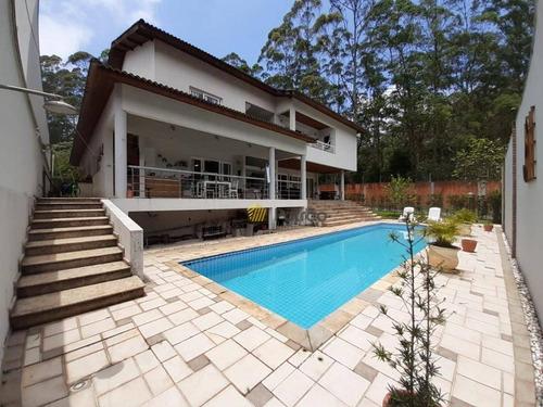 Casa À Venda, 430 M² Por R$ 2.690.000,00 - Swiss Park - São Bernardo Do Campo/sp - Ca0495