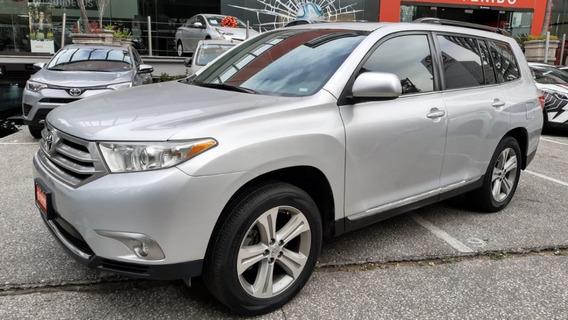 Toyota Highlander 3.6 Sport Premium 2013