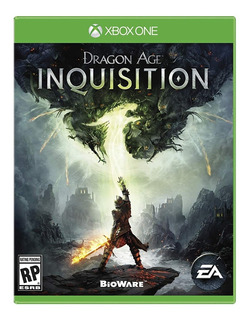 Dragon Age Inquisition Fisico Nuevo Xbox One Dakmor