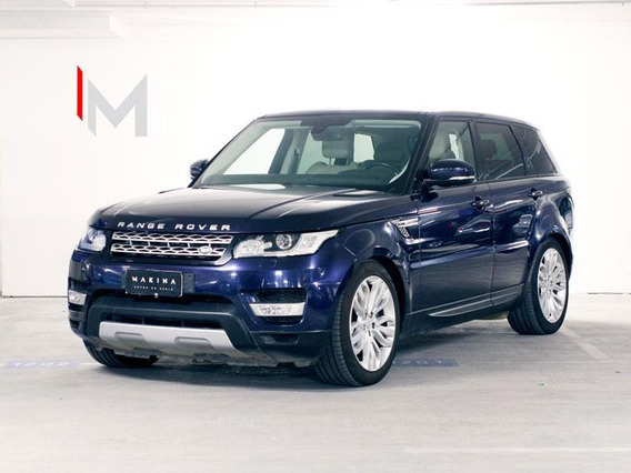 Land Rover Range Rover Sport Diesel Hse Impecable 2016