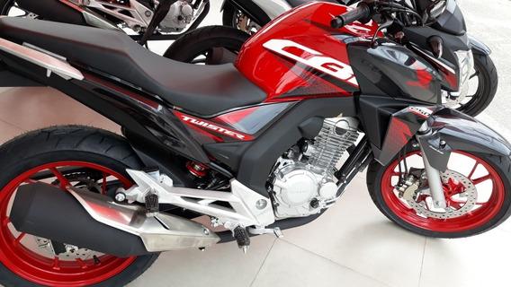 Honda Cb Twister Cbs 250