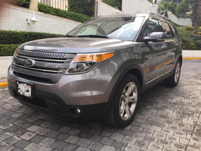Ford Explorer Blindada N3 Plus
