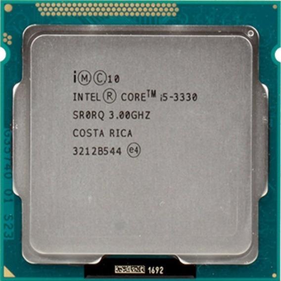 Processador Intel Core I5 3330 (3,2ghz 6mb) C/ Cooler
