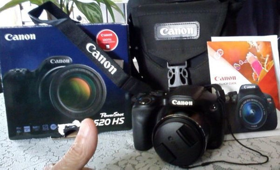 Camera Semi-profissional Canon