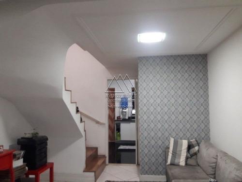 Sobrado Condominio Fechado, 3 Dorm., Demarchi - V-1260