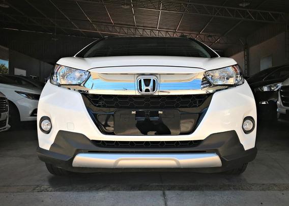 Honda Wr-v Exl 1.5 Aut. Branco.2017/18