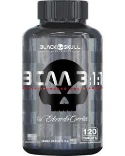 Bcaa 3.1.1 -120 Tabletes -black Skull