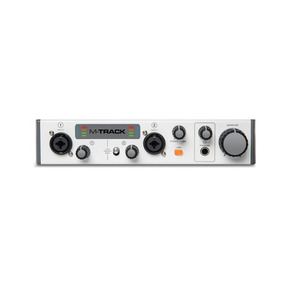 Interface De Áudio M-audio Mtrackii Usb - Ac0201