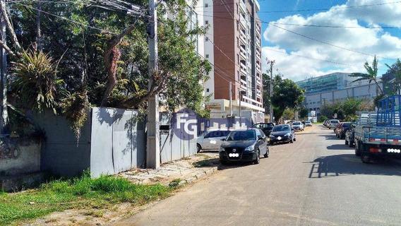 Terreno À Venda, 481 M² Por R$ 590.000,00 - Portão - Curitiba/pr - Te0007