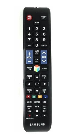 Controle Samsung Aa59-00587a Es6500 Tecla Family Story 587a