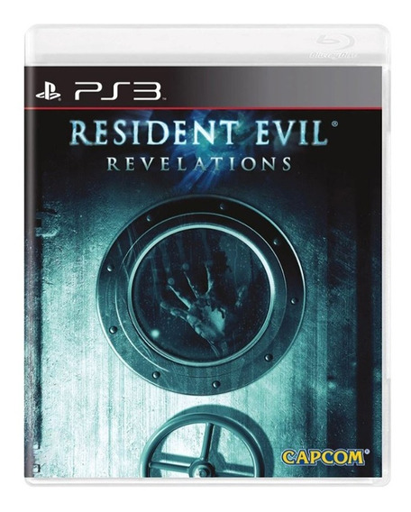 Resident Evil Revelations - Ps3 - Usado - Original