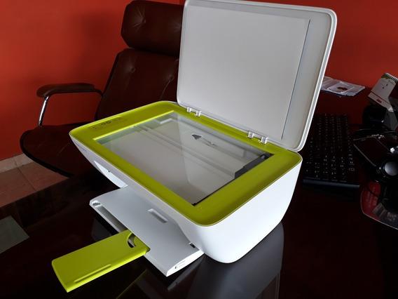 Impressora Multifuncional Hp Usada ,não Imprime Color