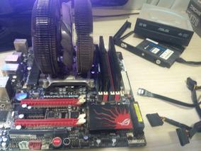 Kit Gamer Asus Maximus Iii + Intel Core I5 750 + Ddr3 12gb
