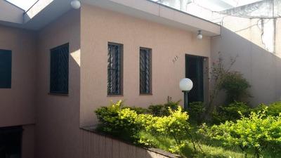 Casa Com 3 Dormitórios À Venda, 170 M² Por R$ 690.000 - Mooca - São Paulo/sp - Ca0092