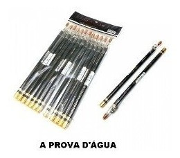 12 Lápis De Olho A Prova D