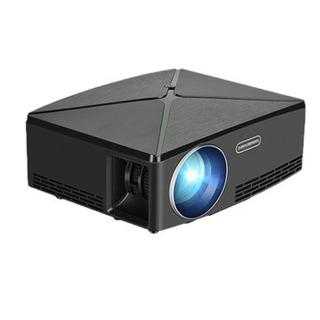 Aun C80up 2200 Lúmenes 1280 X 720p Led Proyector De Cine Por
