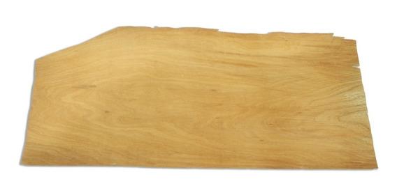 Chapa De Raíz De Olmo 27.9cm X 60.9cm Corte Natural (pz)