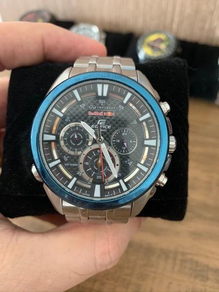 Relógio Casio Edifice Redbull