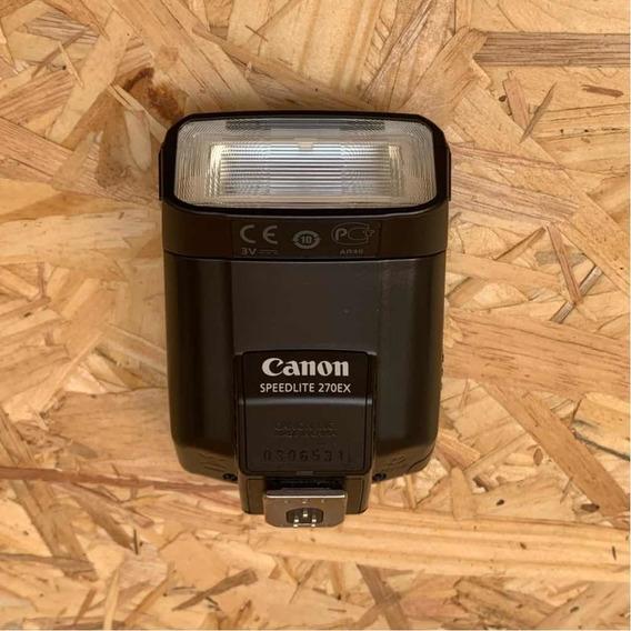 Flash Canon Speedlite 270 Ex