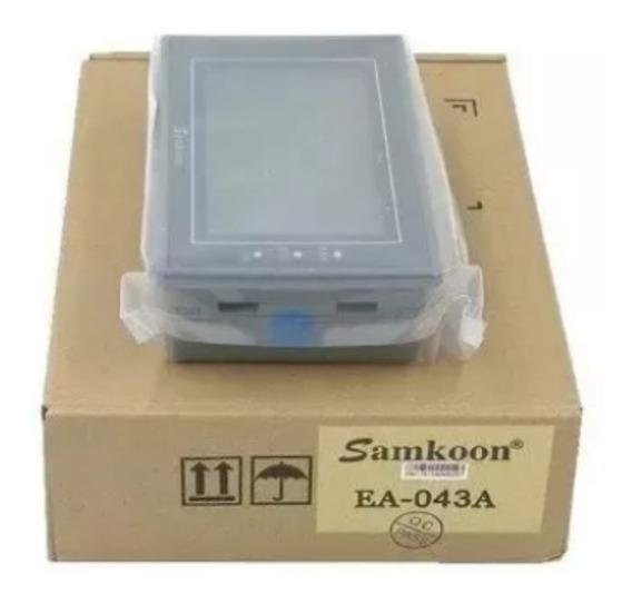Hmi Touch Samkoon 4.3 Polegadas 480*272 Ea-043a