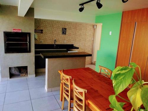 Casa Com 3 Dormitórios À Venda, 148 M² Por R$ 485.000,00 - Jardim Leocádia - Sorocaba/sp - Ca8530