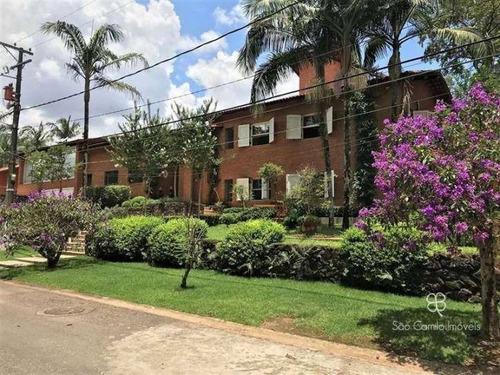 Casa Com 4 Dormitórios À Venda, 594 M² Por R$ 2.100.000,00 - Granja Viana - Carapicuíba/sp - Ca1479