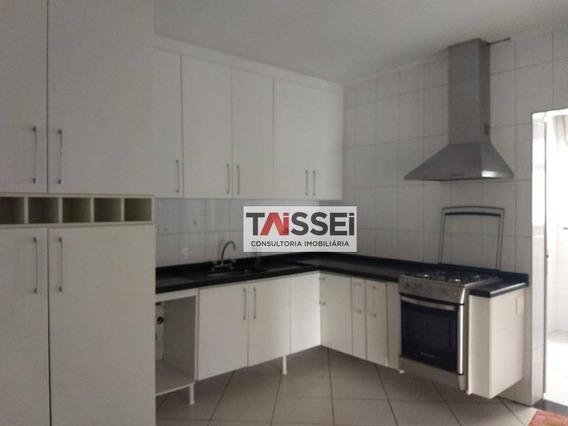Apartamento Com 3 Dormitórios À Venda, 123 M² Por R$ 740.000,00 - São Judas - São Paulo/sp - Ap1289
