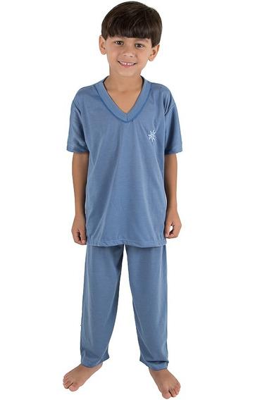 Kit 10 Pijama Infantil Masculino | Roupas De Menino-atacado