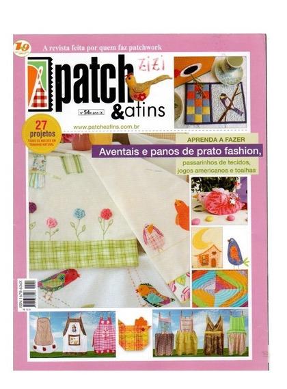 Revistas De Petchwork Com Moldes