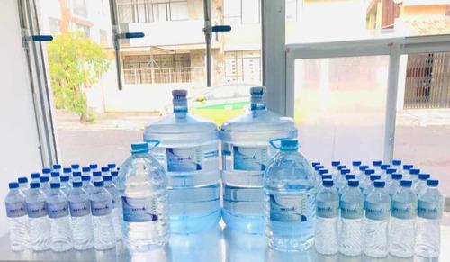 Botellon De Agua A Domicilio Quito Agua Purificada