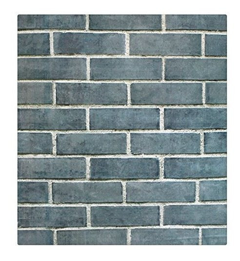 Haokhome 61009 Faux Realistic Brick Papel Pintado Peel Stick