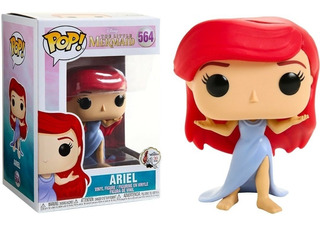 Figura Funko Pop 564 Disney Little Mermaid Oferta!