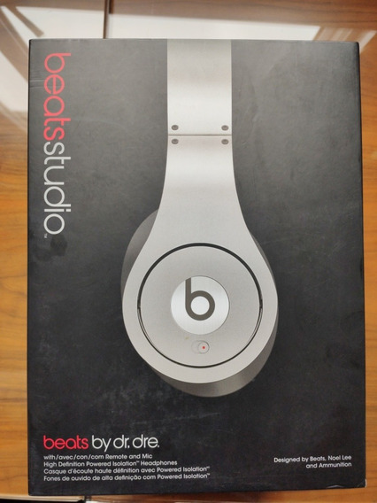 Headphone Beats Studio 1