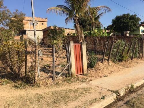 Imagem 1 de 11 de Barracão Para Venda Em Ribeirão Das Neves, Rosaneves, 1 Dormitório, 1 Banheiro - V274_1-2025266