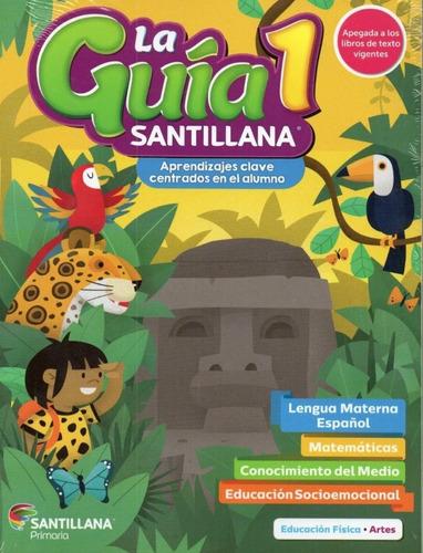 Imagen 1 de 3 de 5 Paquetes De La Guía Santillana 1 (2019-2020)