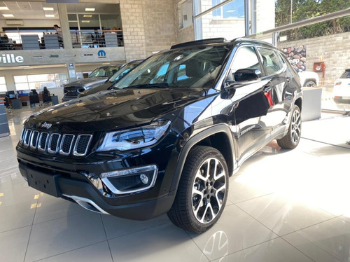 Jeep Compass Limited Plus 4x4 2.0 Td At9
