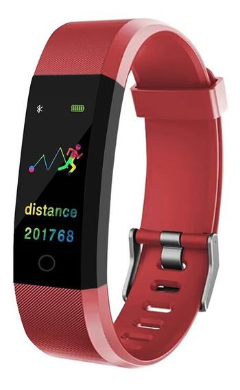 Pulseira Inteligente Smartband Fitness Bluetooth - Novo